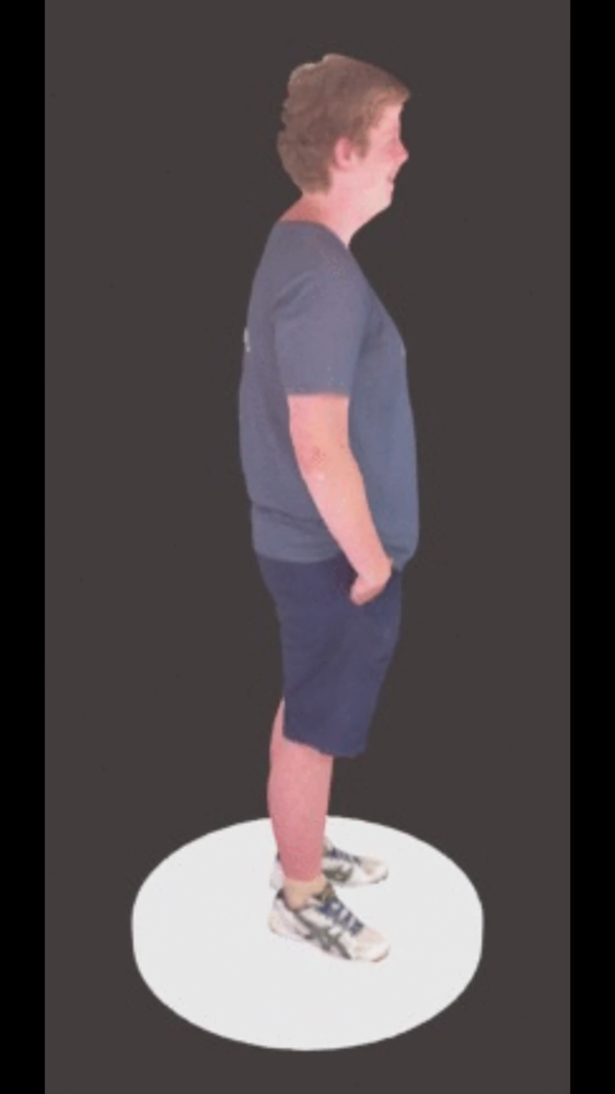 Me as 3 D MOdell. Fram Error: Image of gif is to big. Memory can't be reserved.