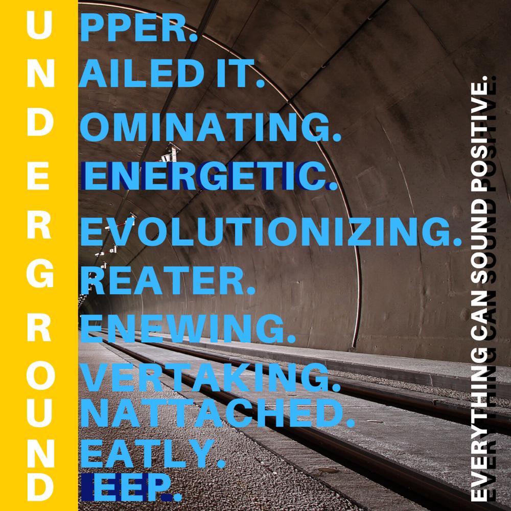 Underground   Playable Ads