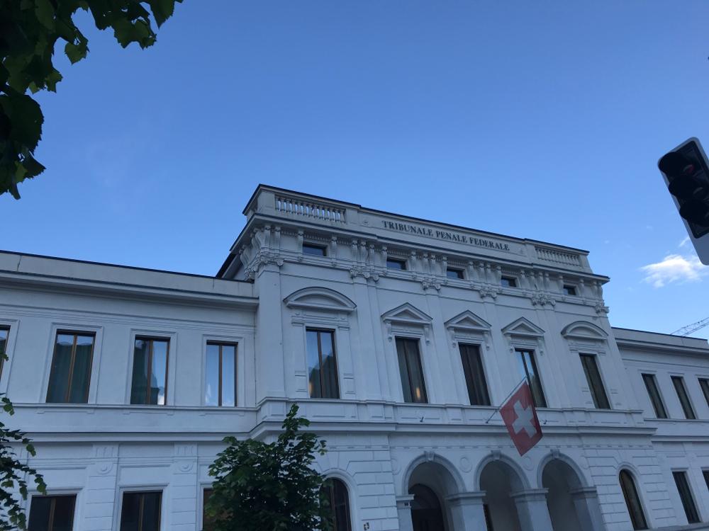 Bundesstrafgericht in Bellinzona
