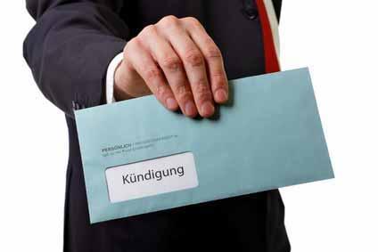 Zugang einer Kündigung;  Rechtsanwälte für Arbeitsrecht in Rastatt und Bühl beraten Sie kompetent!