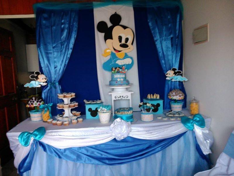 Mickey bebe deco fiestas magicas for Tablero del deco del sitio del bebe