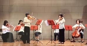 弦楽アンサンブル エトワール A-durバイオリン・チェロ教室