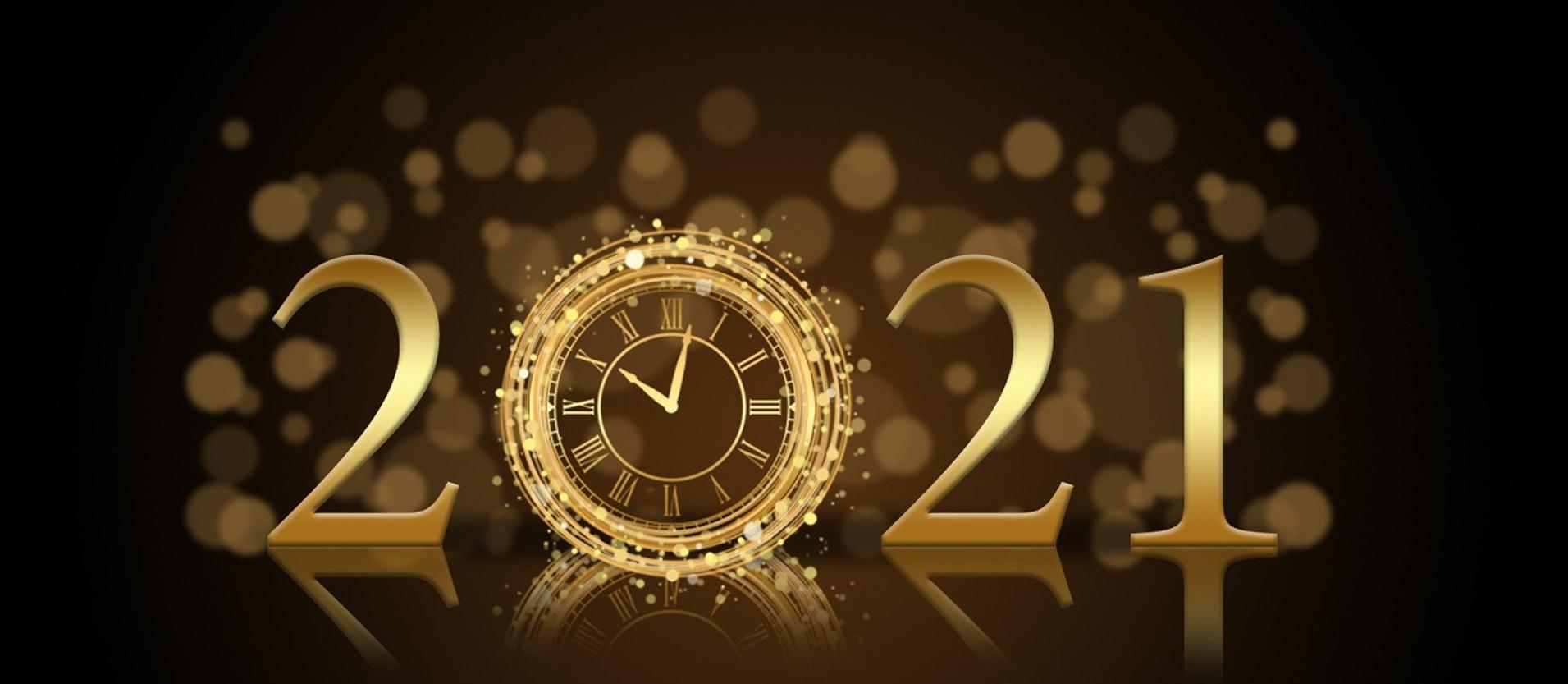 Das Jahr 2021 numerologisch betrachtet