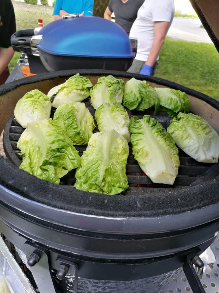 Gegrillter Kopfsalat ALE-X-BBQ