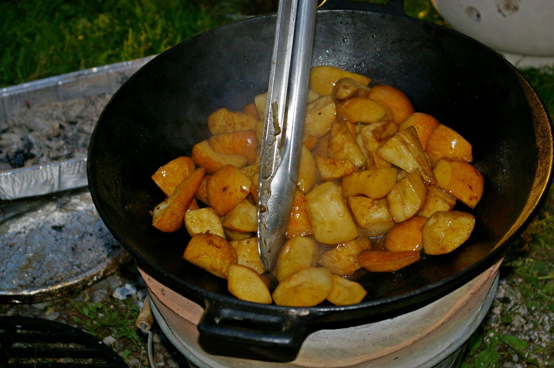 beschwippste Birnen ALE-X-BBQ