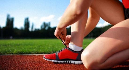Бегать чтоб похудели ноги