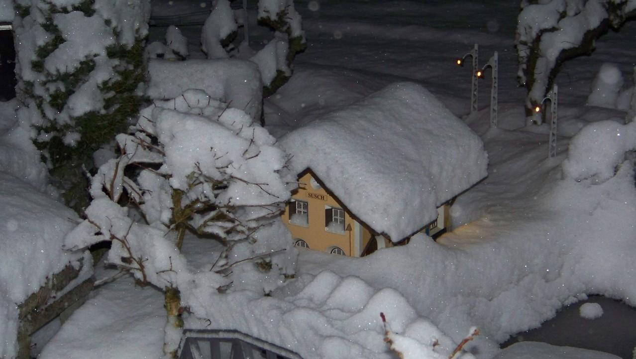 ....könnte auch in der Schweiz sein!