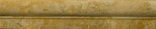 Travertine molding