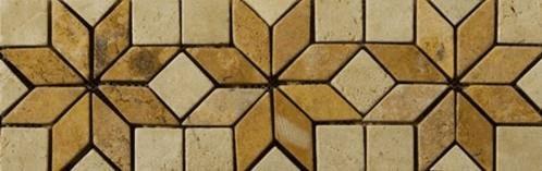 Cenefa de Travertino Antico, , moldura de travertino, precios de cenefa de travertino, precios de cenefas de mármol, decoración en travertino, molduras de mármol, molduras de travertino, mosaicos de mármol, mosaicos de travertino