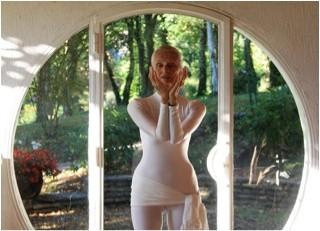 Sacral Body Architecture Natalie Droen