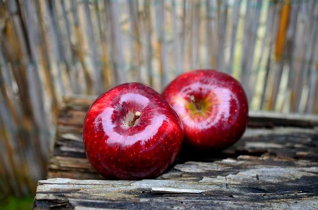 Fasten Äpfel Gesundheit