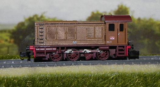 D236 002 - HobbyTrain per Pirata - H2854