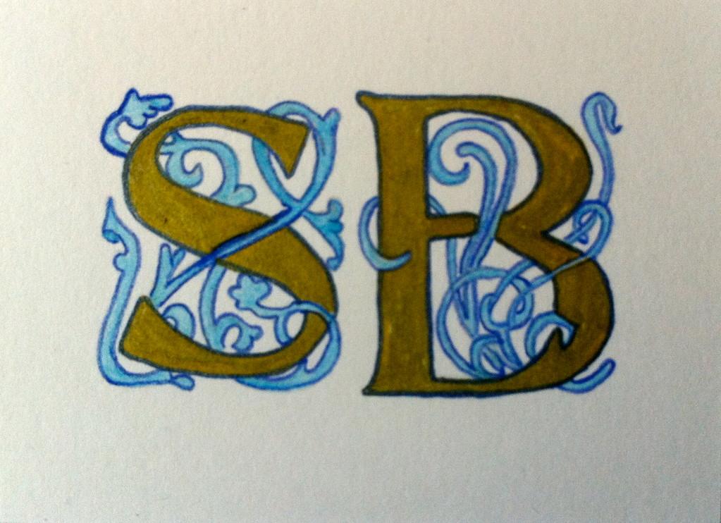 Initials SB