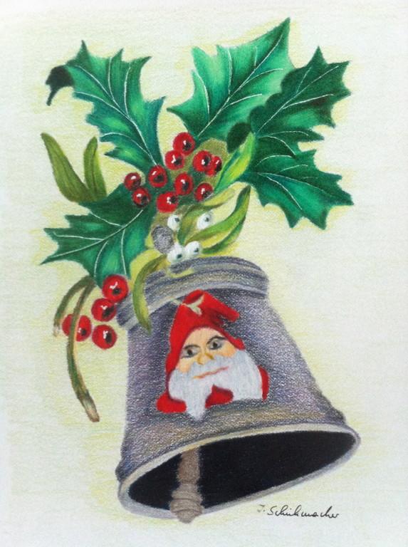 Weihnachtskarte 2011