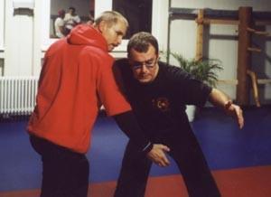 Rick Faye und Carlos Lopez