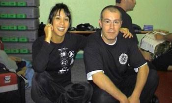 Seminar Ron und Diana in Frankreich 2004