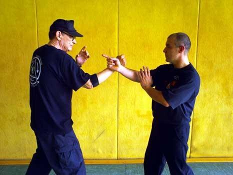 Tim Tackett und Carlos Lopez