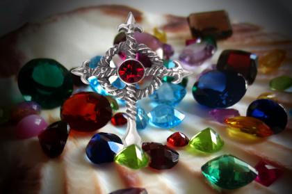 Sei das Juwel unter den Edelsteinen