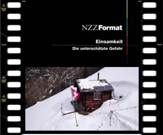 Einsamkeit, die unterschätzte Gefahr Schweizer Fernsehen (SRF1) 13. September 2018