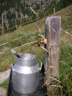 Brunnen beim Eremo
