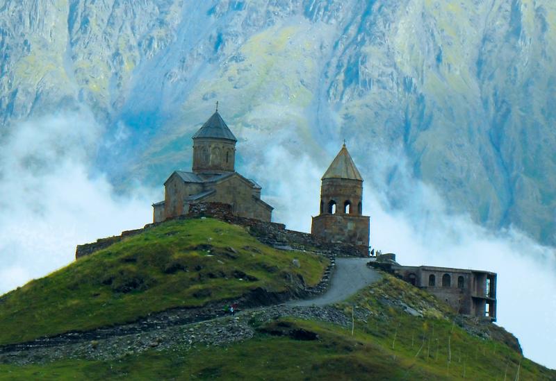 Dreifaltigkeitskirche Sameba Stepantsminda