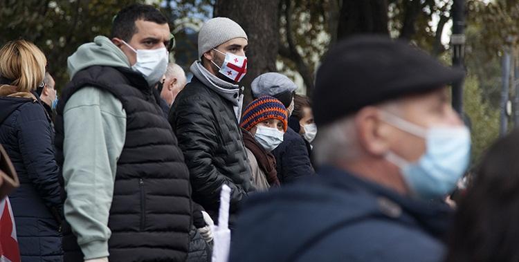 Georgien wurde wieder vom Hochinzidenzgebiet auf normales Risikogebiet zurückgestuft