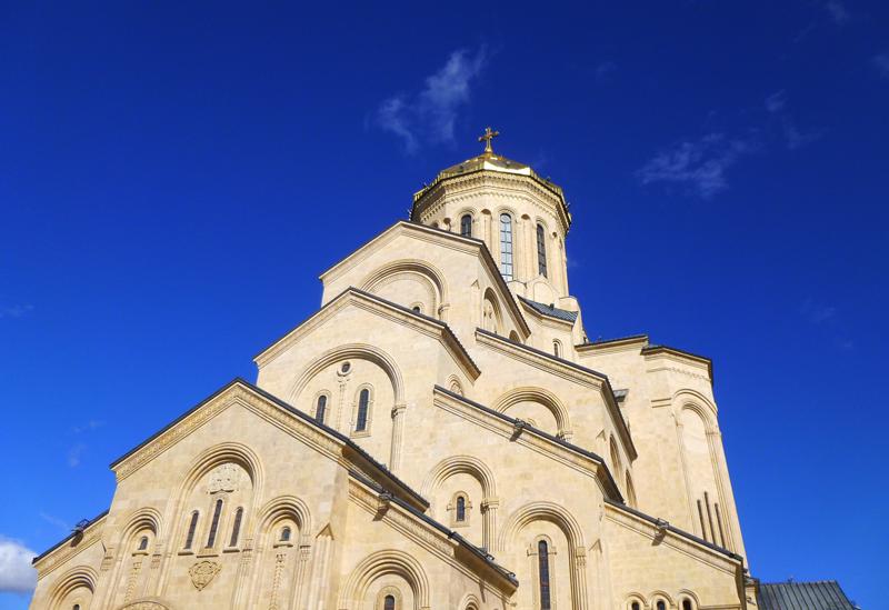 Sameba Kirche Tiflis