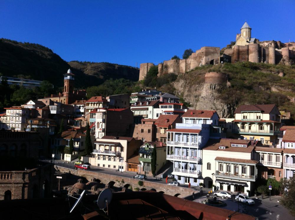 Altstadt von Tiflis / Tbilissi