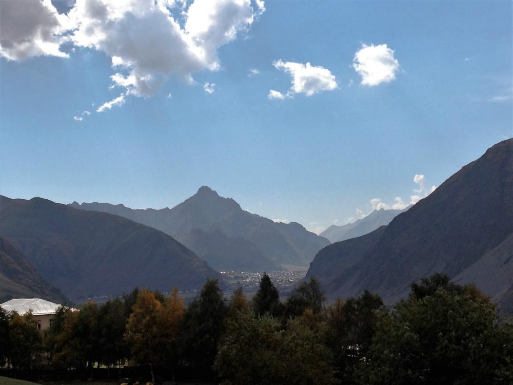 Im Großen Kaukasus