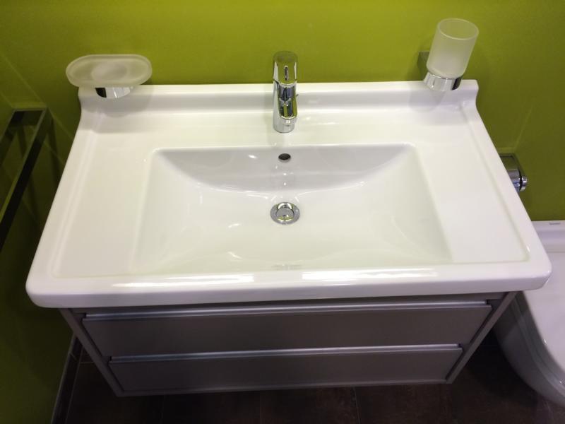 Nach der Sanierung: Ein schönes Badezimmer bedeutet viel Komfort im Alltag