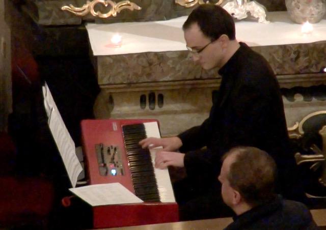 Pianist Florian