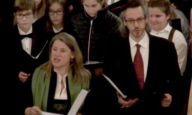 Solisten Margit und Jürgen