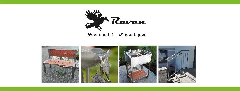 RAVEN - Familienbetrieb Raab - Raven Metall Design e. U. - Schlosserei und Maschinenhandel