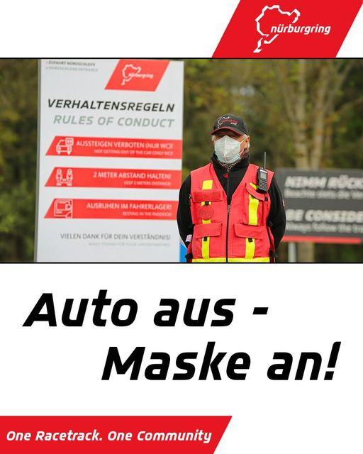 WeTALK: Nurburgring Nordschleife is open again!