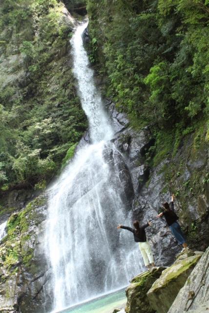 ※こちらは5月の飛龍の滝