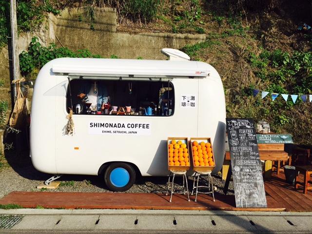おしゃれカフェ、下灘珈琲☆