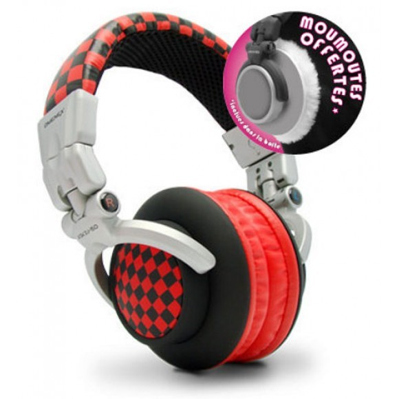 Casque Omenex DJ 29,99€