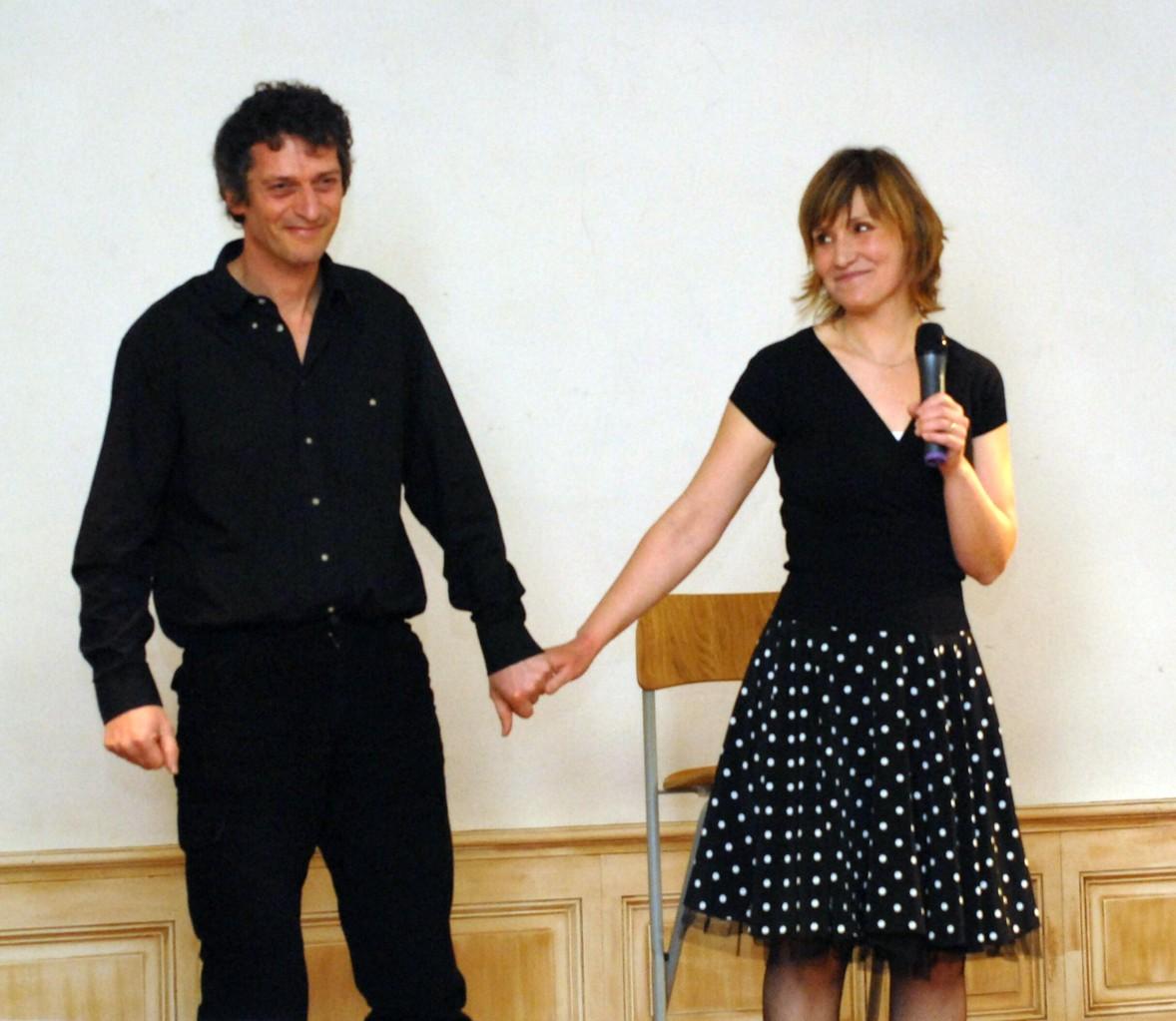 Concert du 6 mars 2011 - Croquons la vie en chansons