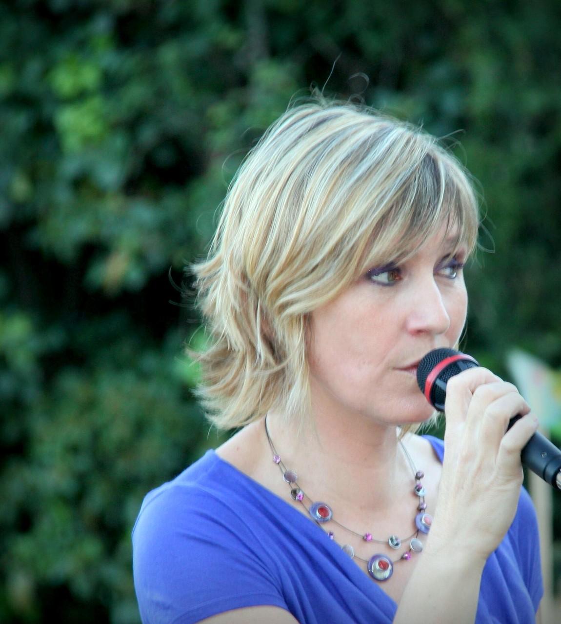 Concert sous les étoiles - Jardin de la Souris Roq Verte - Juillet 2012