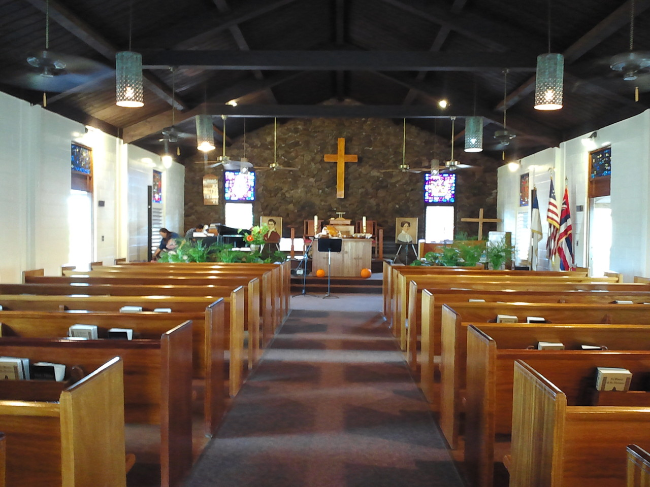 Lili'uokalani Church