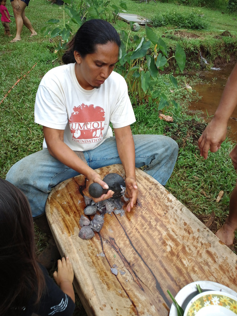 Making Pa'i'ai