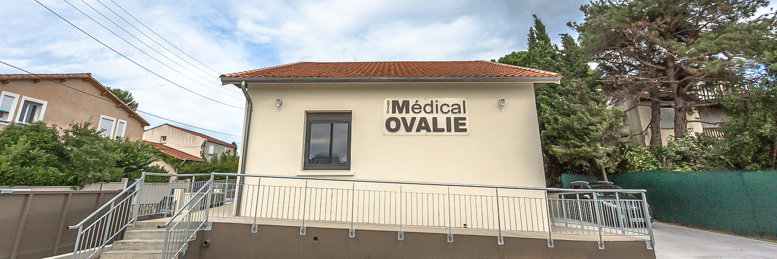 Groupe médical Ovalie à Montpellier - Un cabinet moderne
