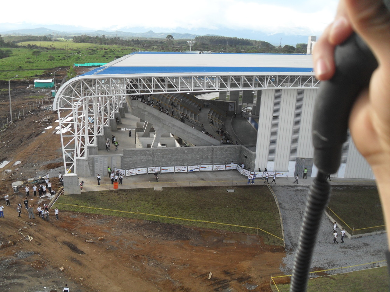 Coliseos y escenarios deportivos