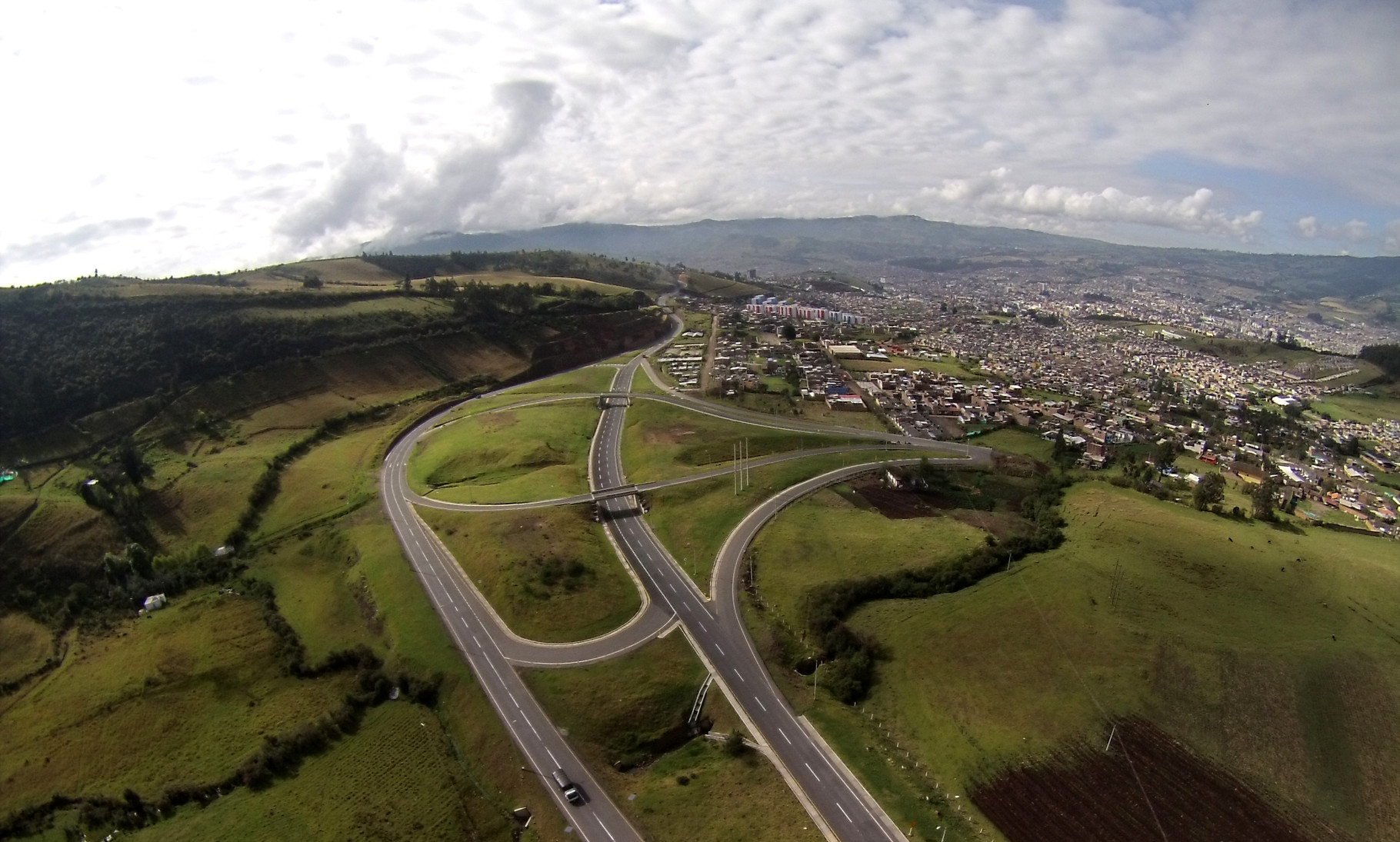 Obras de infraestructura vial