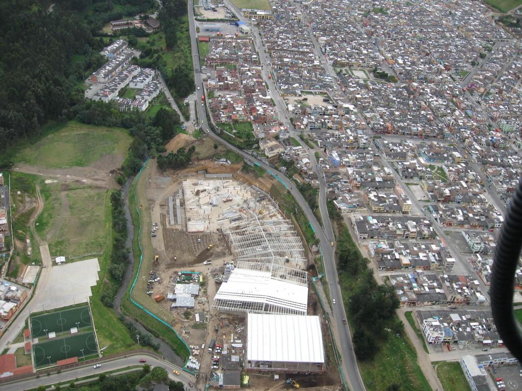 Avances  deAvances  de obras en construcción obras en construcción