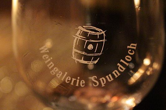 Weingalerie Spundloch im Glas