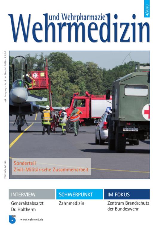 """DGWMP - Spezialthema: """"Zivil militärische Zusammenarbeit"""" - CIMIC"""
