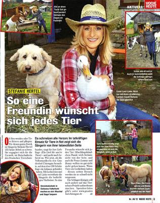 """aus """"Woche heute"""" - Nov. 12 - Schneider Press / Erwin Schneider"""