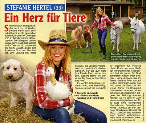 """aus """"Neue Post"""" - Jan. 13 - Fotos: Schneider Press / Erwin Schneider"""