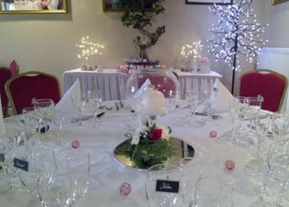Salle de réception, mariage, anniversaire, communion, banquet Aisne (02)